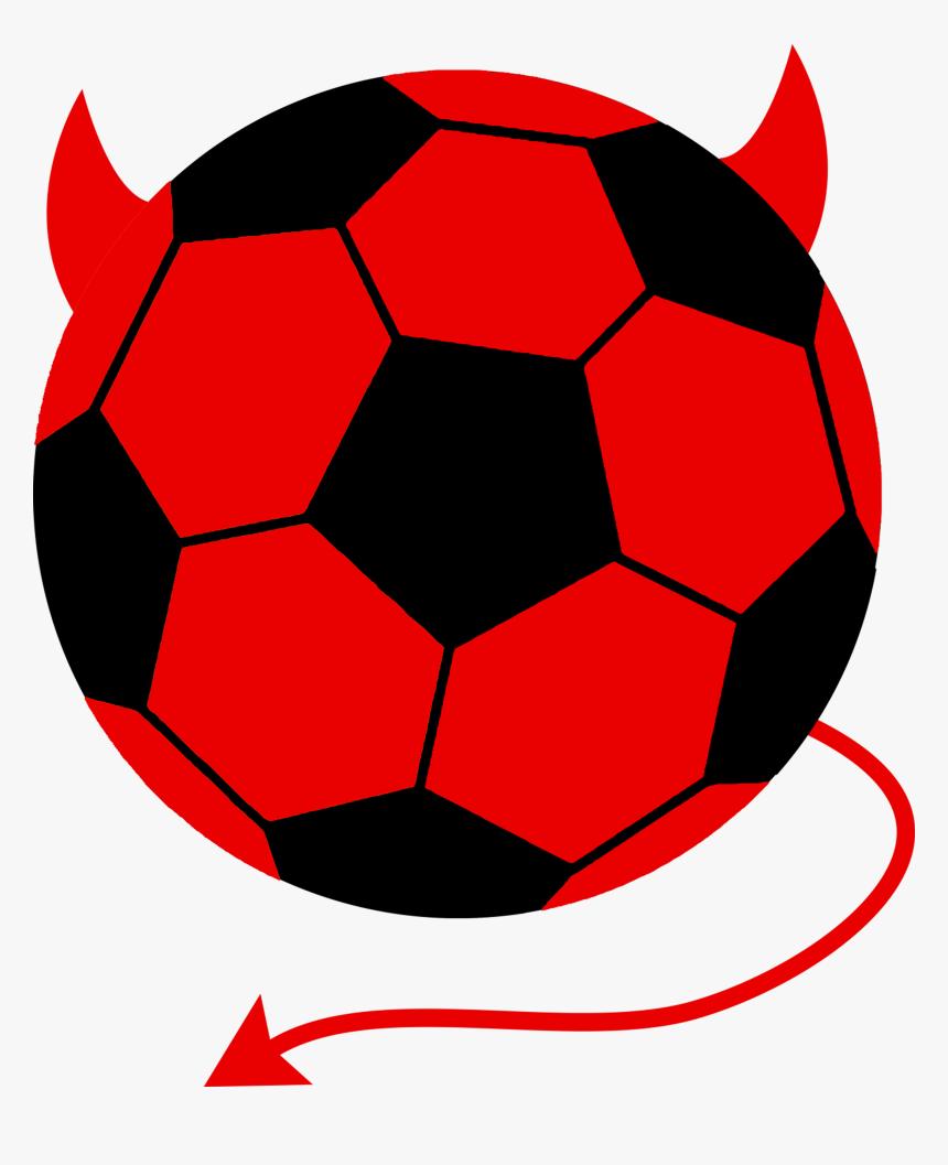 Soccer Ball Clipart Red Transparent Sports Balls Vector Hd Png Download Kindpng