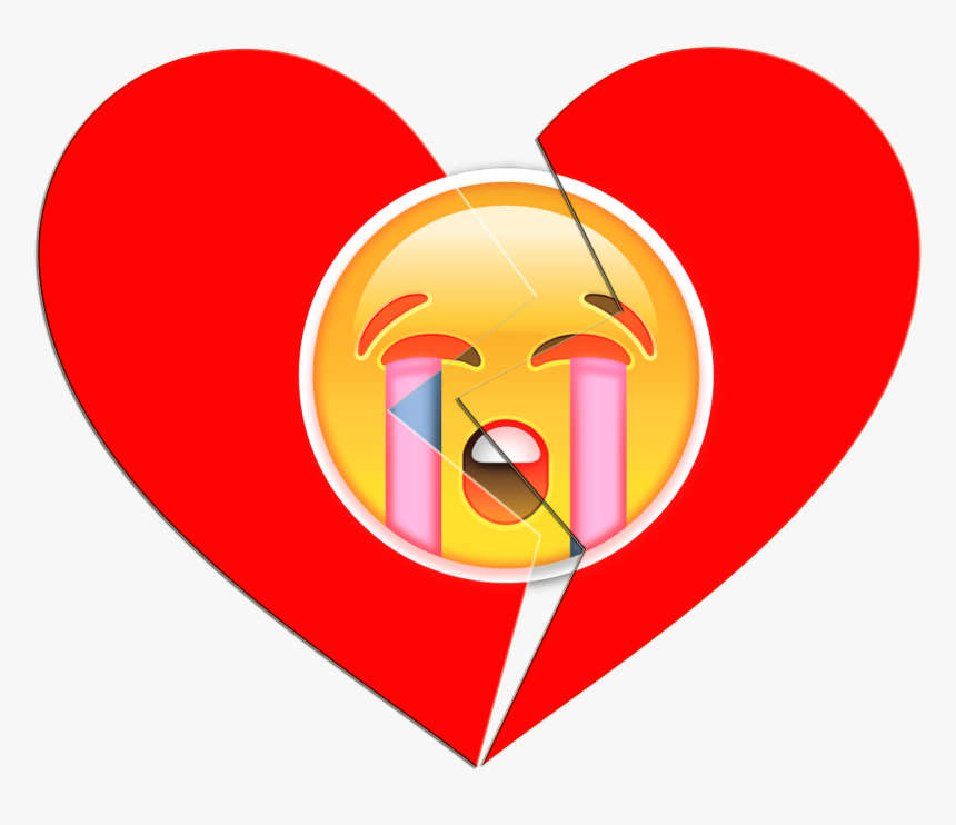 What Are The Leading Causes Of Breakups Broken Heart - Iphone Broken Heart Emoji Png, Transparent Png, Free Download