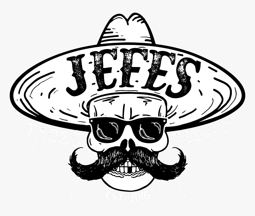 Jefes Tacos & Tequila - Illustration, HD Png Download, Free Download
