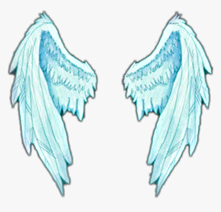 Angel Wings Overlays , Png Download - Angel Wings Hd Png, Transparent Png, Free Download