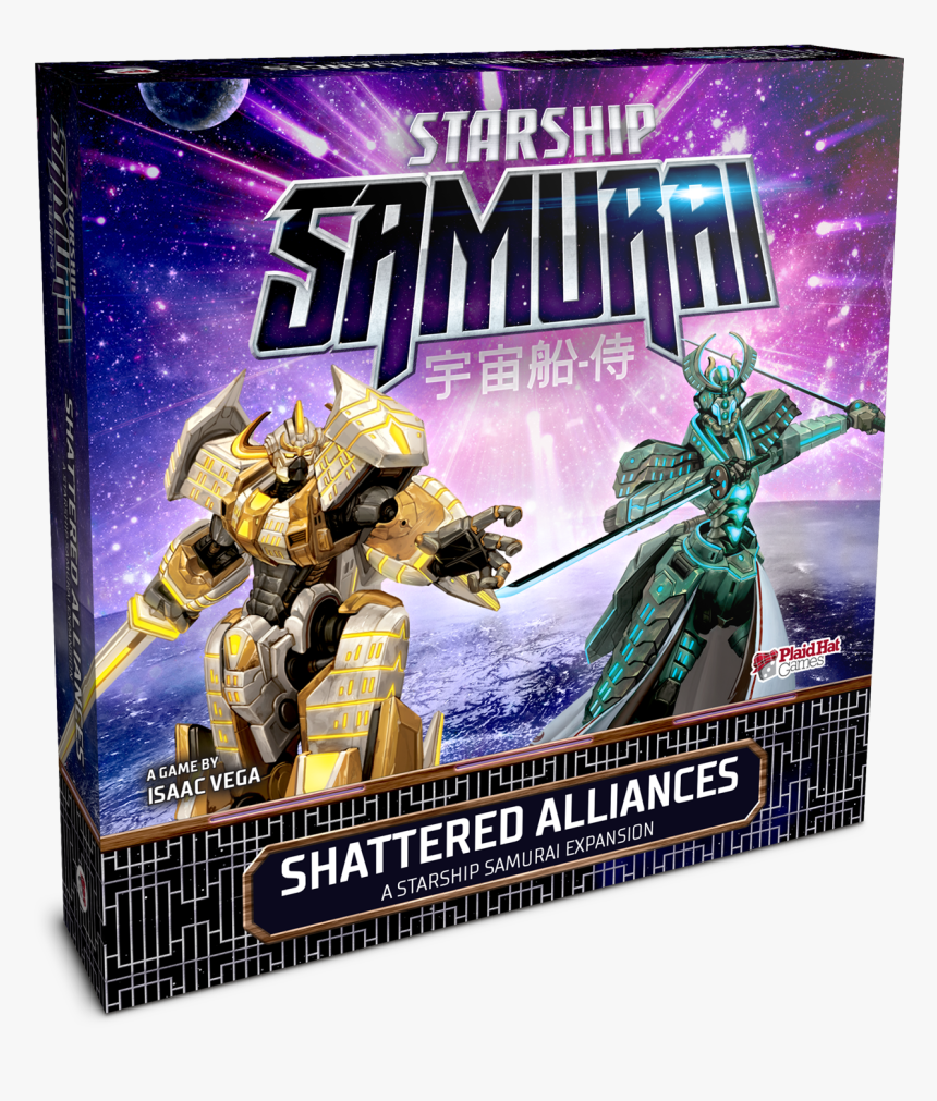 Starship Samurai Expansion, HD Png Download, Free Download