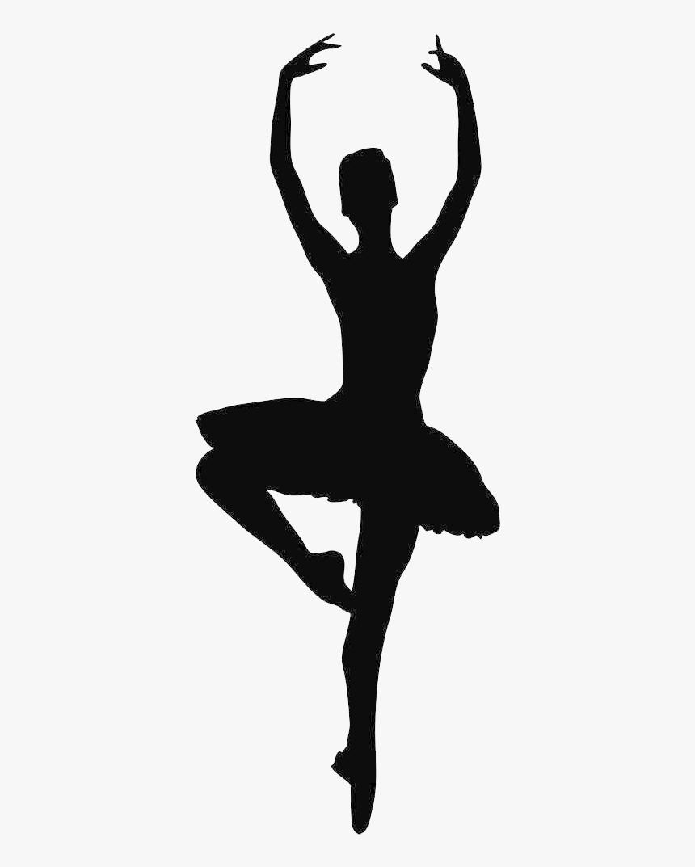 Download Ballet Png Pic For Designing Projects - Ballet Dancer Clip Art, Transparent Png, Free Download
