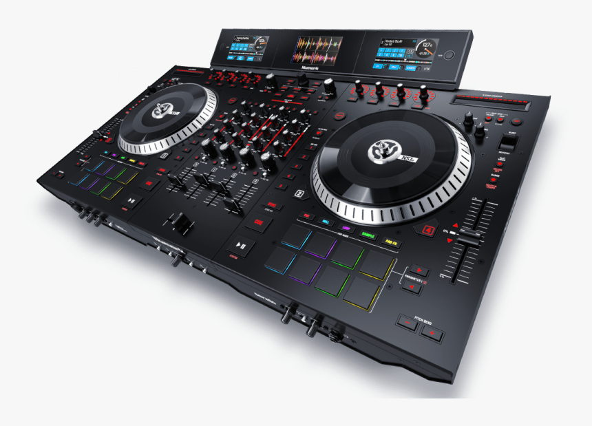 Numark Ns7 Iii Dj Controller, HD Png Download, Free Download