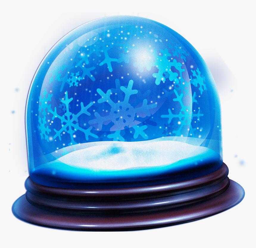 Bola De Cristal De Navidad Png, Transparent Png, Free Download