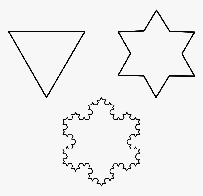 Shapes With Infinite Perimeter, HD Png Download, Free Download