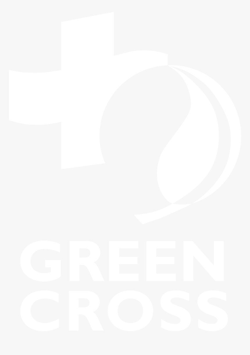 Green Cross Logo Black And White - Xperia White Logo Png, Transparent Png, Free Download