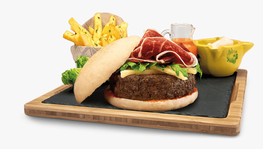 Foster Hollywood Hamburguesa Iberica, HD Png Download, Free Download