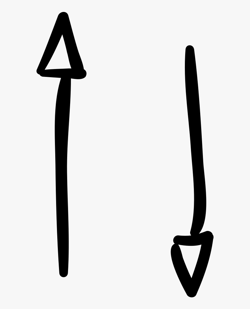 Two Way Png Icon - Fancy Arrows, Transparent Png, Free Download
