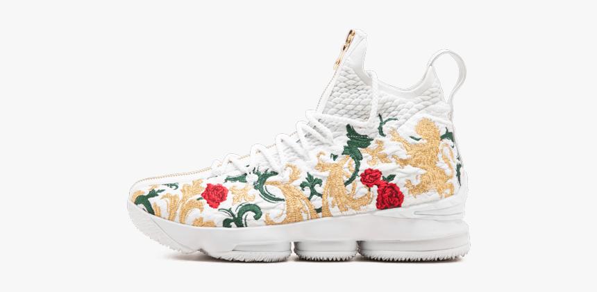 "Nike Lebron 15 Perf ""king""s Cloak - Sneakers, HD Png Download, Free Download"