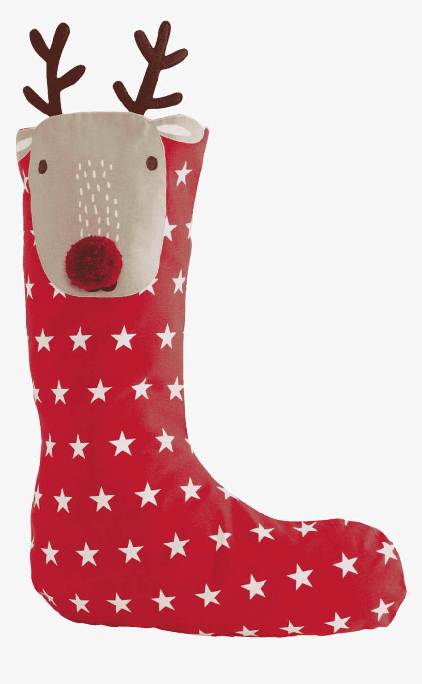 Christmas Sock Png - Christmas Stocking, Transparent Png, Free Download
