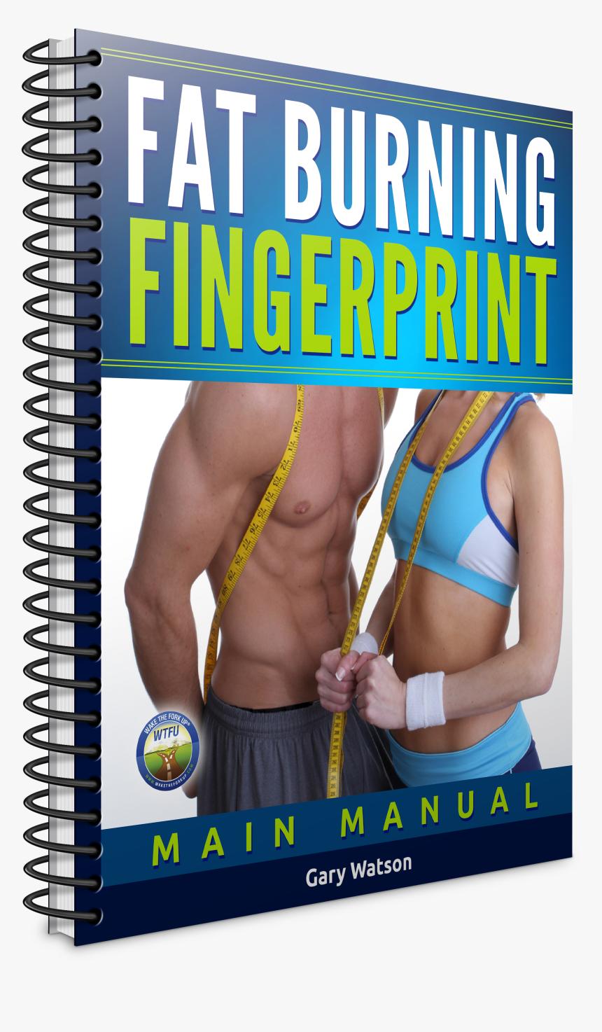 Weight Loss Png Download Fat Burning Fingerprint Review Transparent Png Kindpng