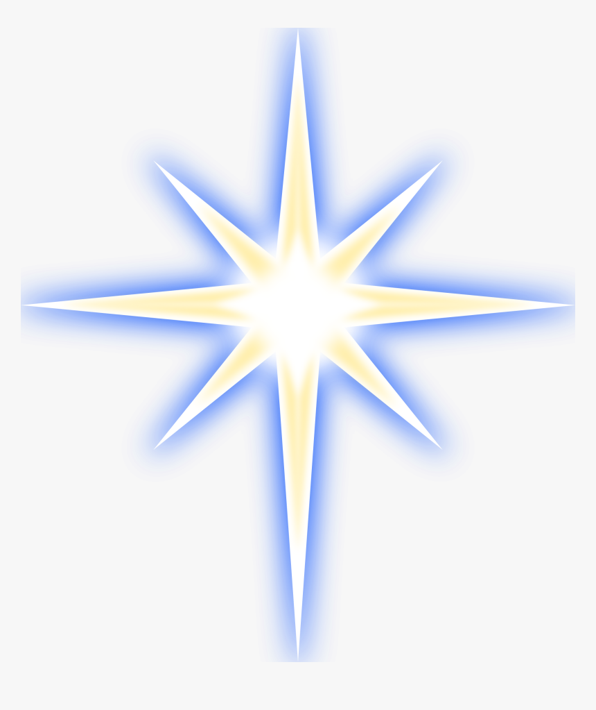 Beautiful Christmas Star Background Download Free Clipart - Sparkle Clipart, HD Png Download, Free Download