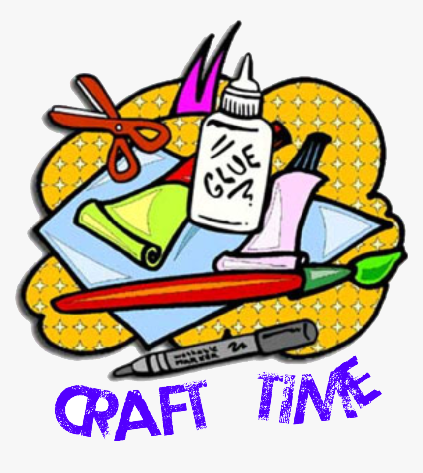 Clip Art Craft Time Arts And Craft Clipart Hd Png Download Kindpng