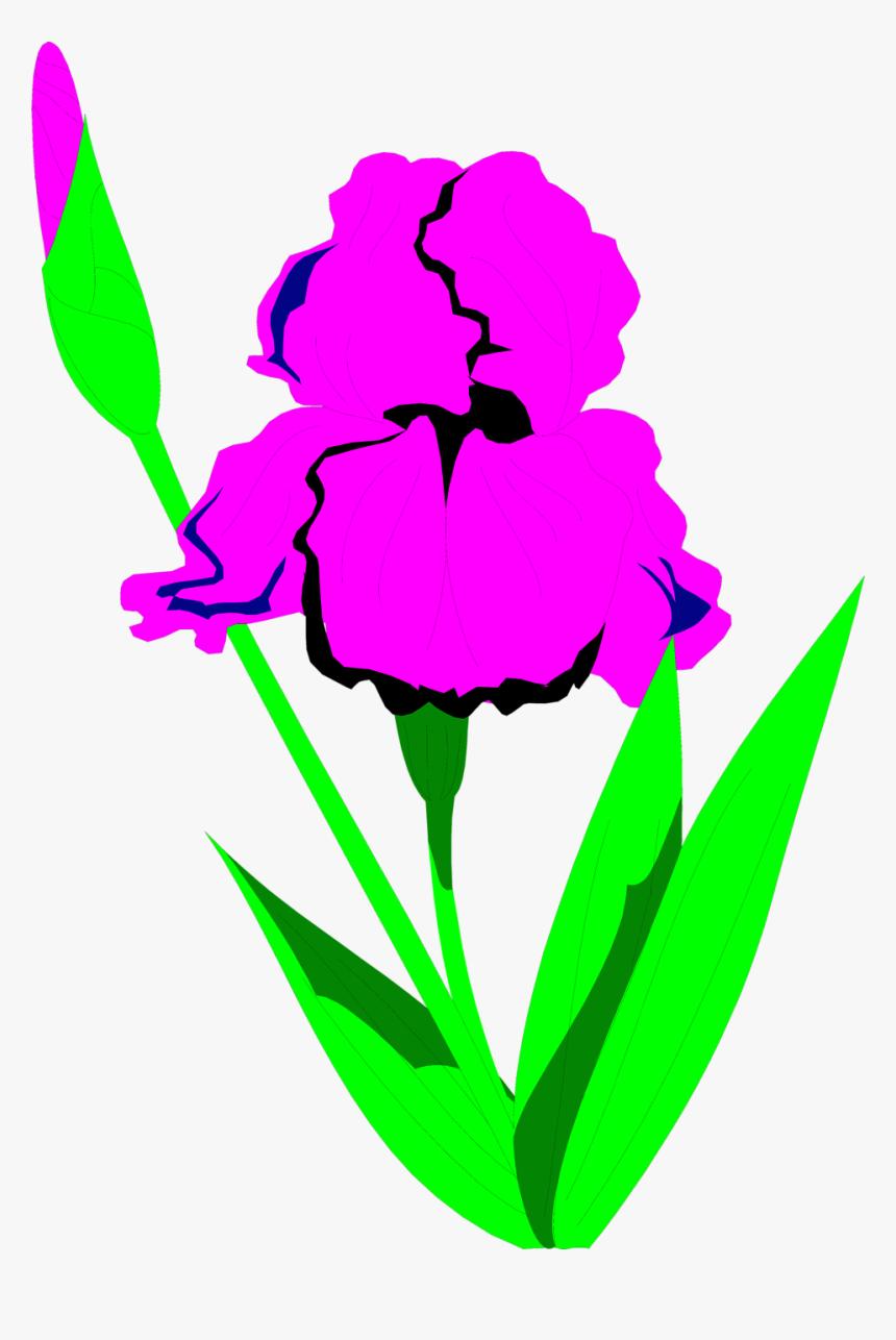 Flower Clipart Illustration Cliparts Gifs Fleurs Hd Png Download Kindpng