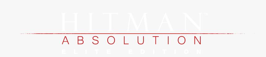 Hitman Absolution Hitman Absolution Logo Png Transparent Png