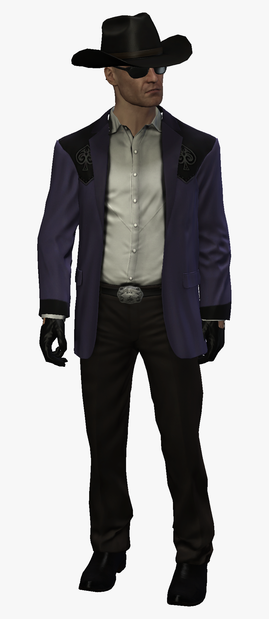 Transparent Hitman Png Hitman Absolution Disguises Png Download Kindpng