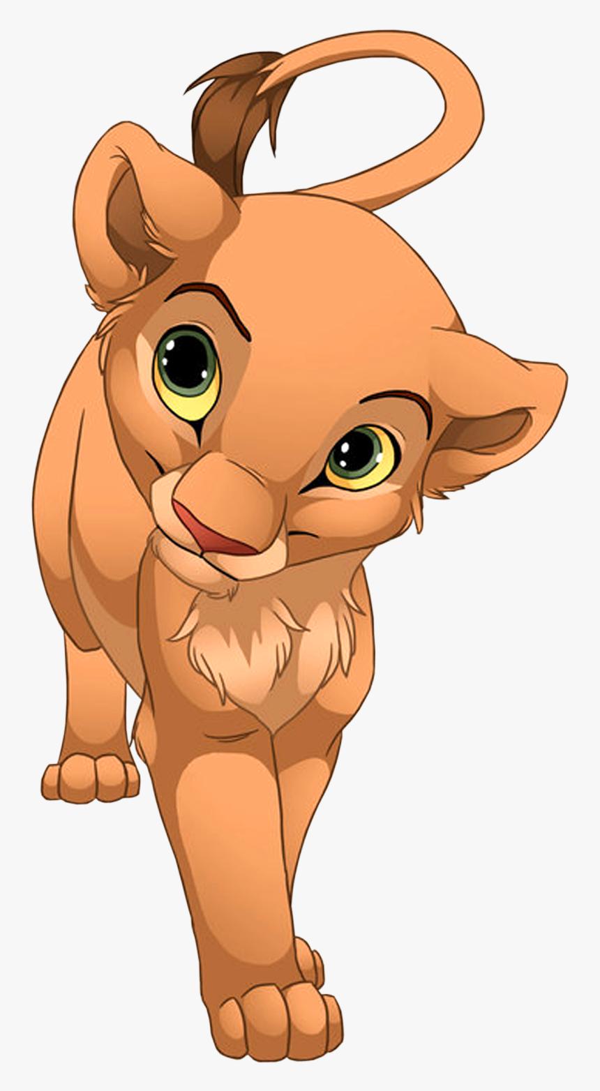 Simba And Nala Love, HD Png Download, Free Download