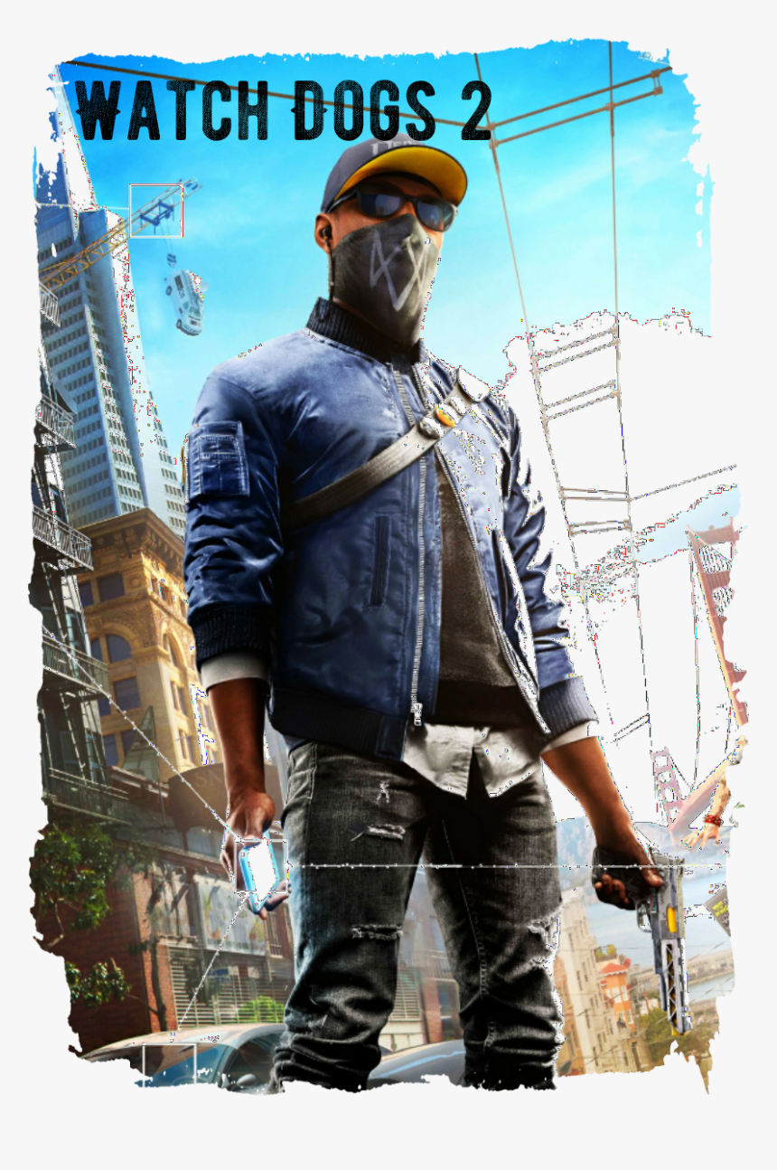 Graphic Image Watch Dogs 2 Wallpaper 4k For Mobile Hd Png