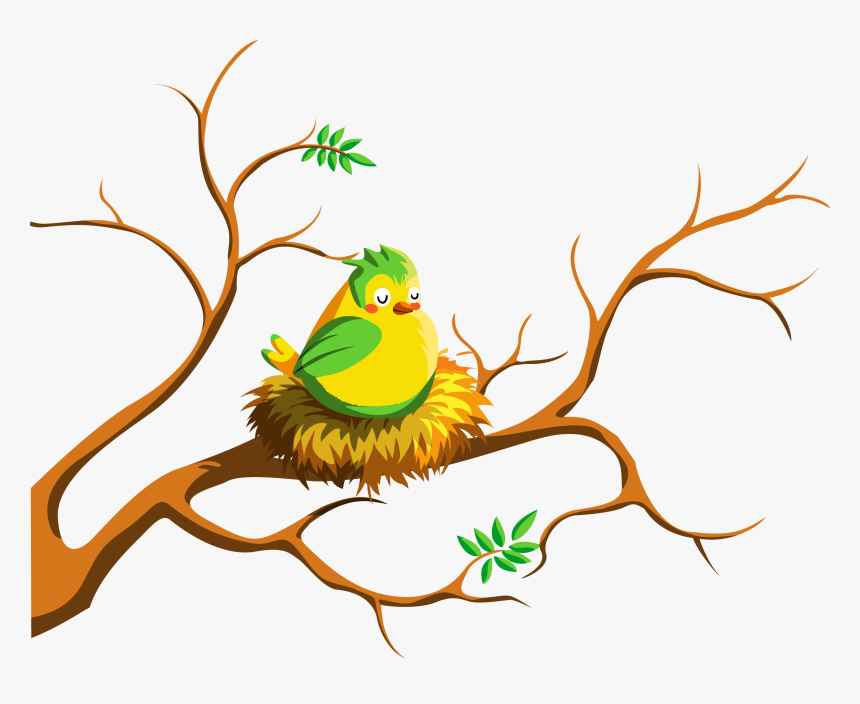 Empty Bird Image Flying Love Birds Drawing Hd Png Download Kindpng
