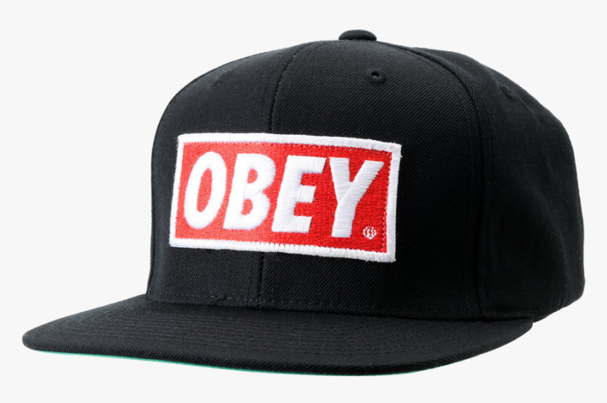 Mlg Obey Hat Png Graphic Royalty Free Download - Thug Life Hat Png, Transparent Png, Free Download
