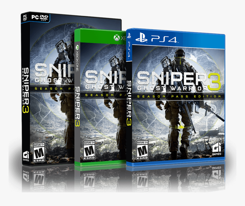 Sniper Ghost Warrior 3 Season Pass Edition, HD Png Download, Free Download