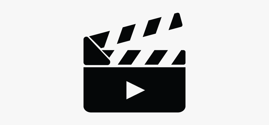 Movie Maker, Film, Movie, Camera Action Cut Icon - Movie Camera Icon Png, Transparent Png, Free Download