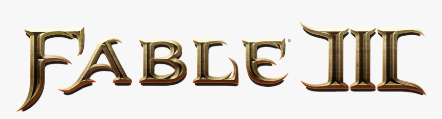 Fable 3 Logo Png, Transparent Png, Free Download