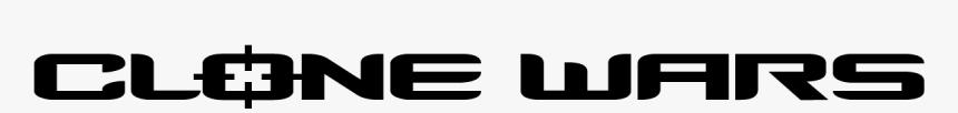 Clone Wars - Star Wars Clone Wars Logo Png, Transparent Png, Free Download