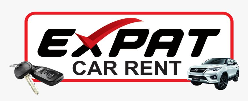 Expat Car Rent - Expat Car Rental Pattaya, HD Png Download, Free Download
