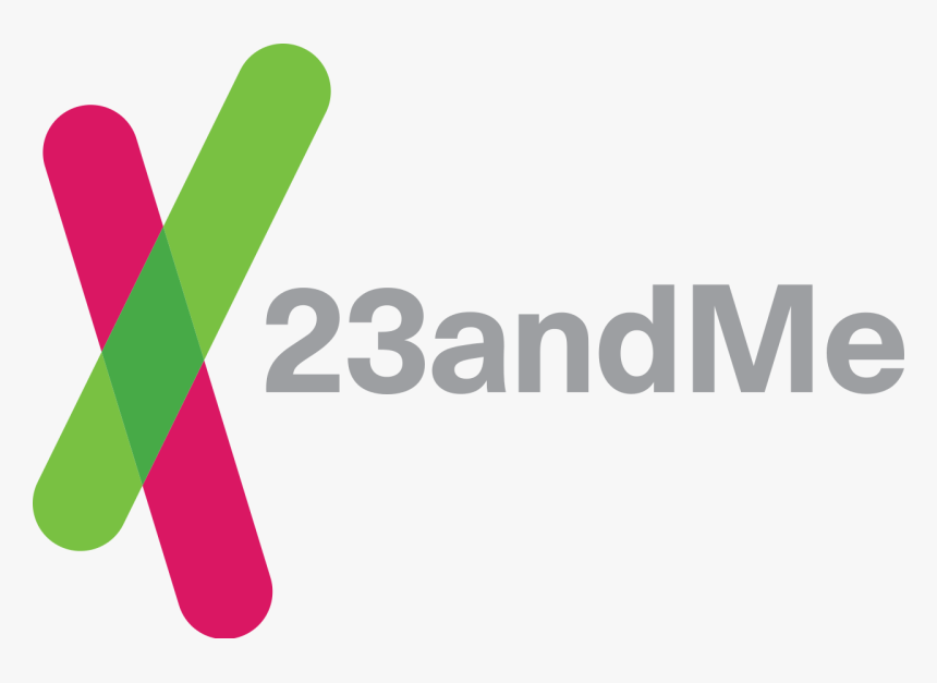 Transparent 23 And Me Logo, HD Png Download, Free Download