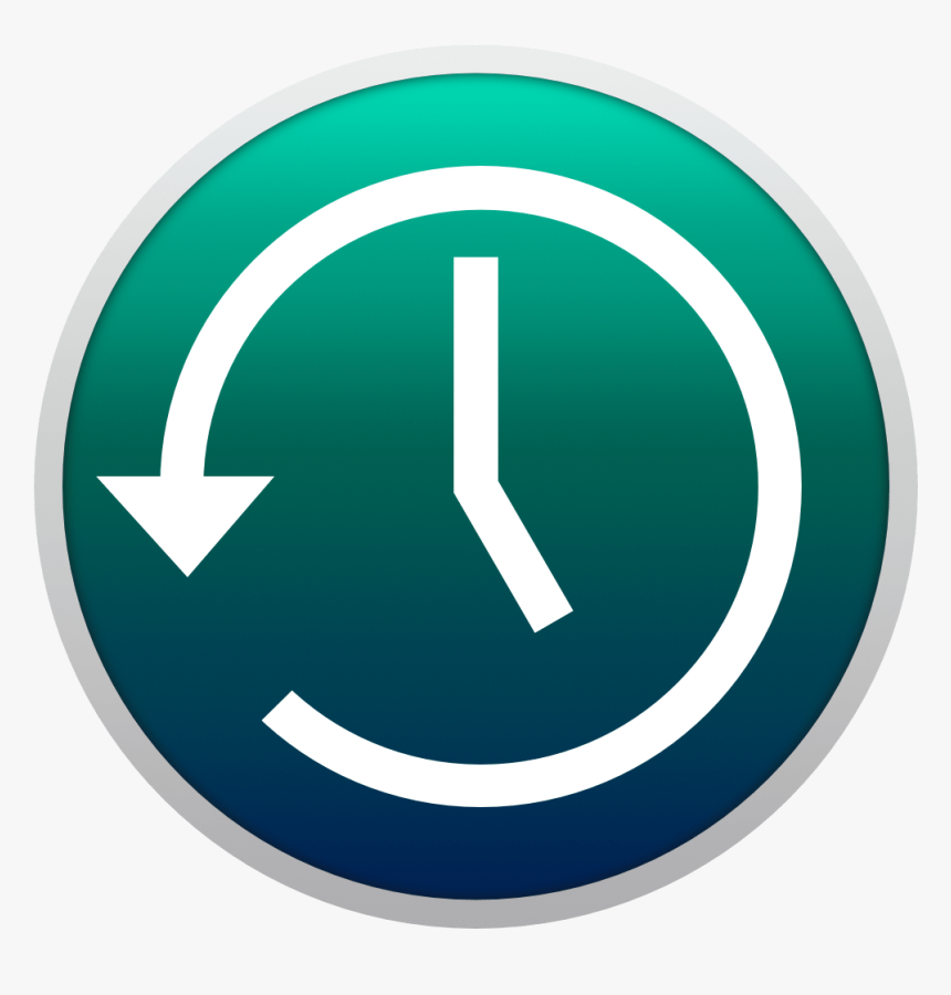 Time Machine Backup Icon, HD Png Download, Free Download