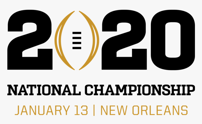 College Football National Championship 2020, HD Png Download, Free Download
