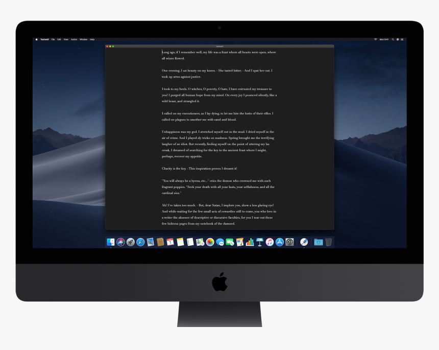 Mac Textbox, HD Png Download, Free Download