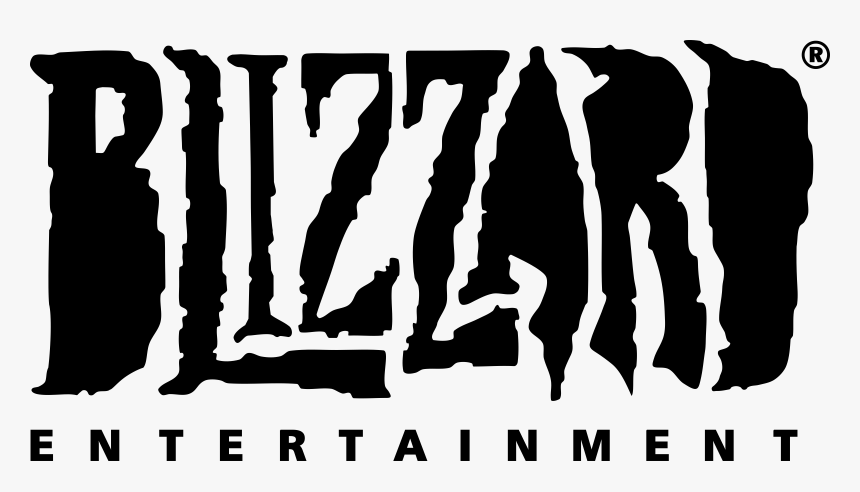 Blizzard Logo Png - Blizzard Entertainment Logo Transparent, Png Download, Free Download