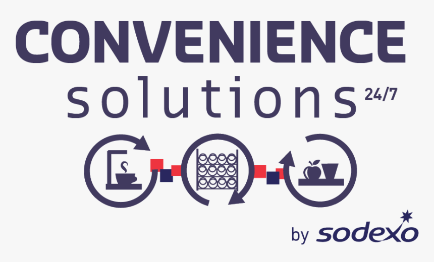 Transparent Sodexo Logo Png - Sodexo Convenience Solutions, Png Download, Free Download