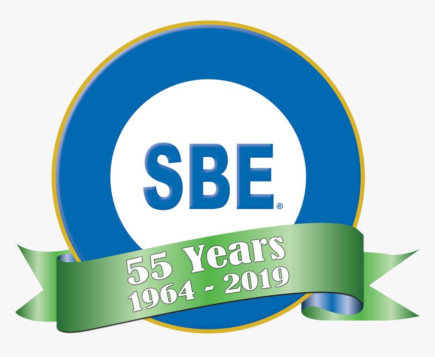Sbe 55th Logo - Logo Press, HD Png Download, Free Download