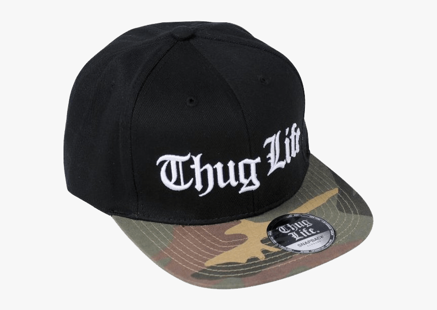 Hat Clipart Thug - Thug Life Hat Transparent Background, HD Png Download, Free Download