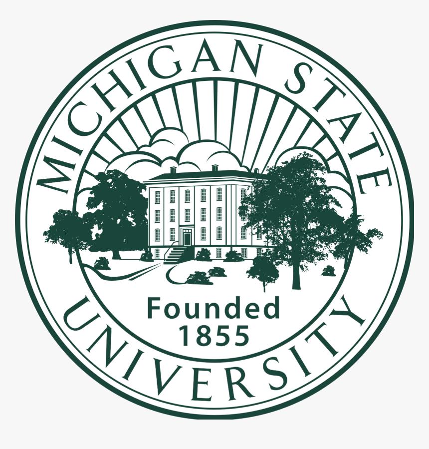 School Clipart Fiu Steven - Michigan State University, HD Png Download, Free Download