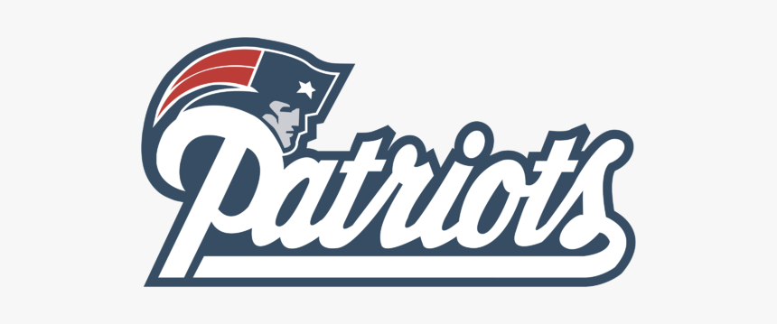 New England Patriots Words, HD Png Download, Free Download