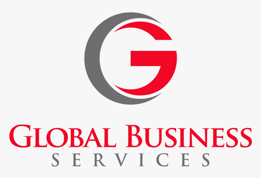 Global Business Solutions Logo Design - Global Business Solutions Logo, HD Png Download, Free Download