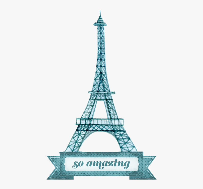 Eiffel Tower Eiffel Tower Paris France Europe Torre Eiffel Dibujo Png Transparent Png Kindpng
