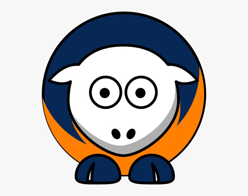 Astros Clip Art >> Sheep Houston Astros Team Colors Svg Clip Arts Hd Png