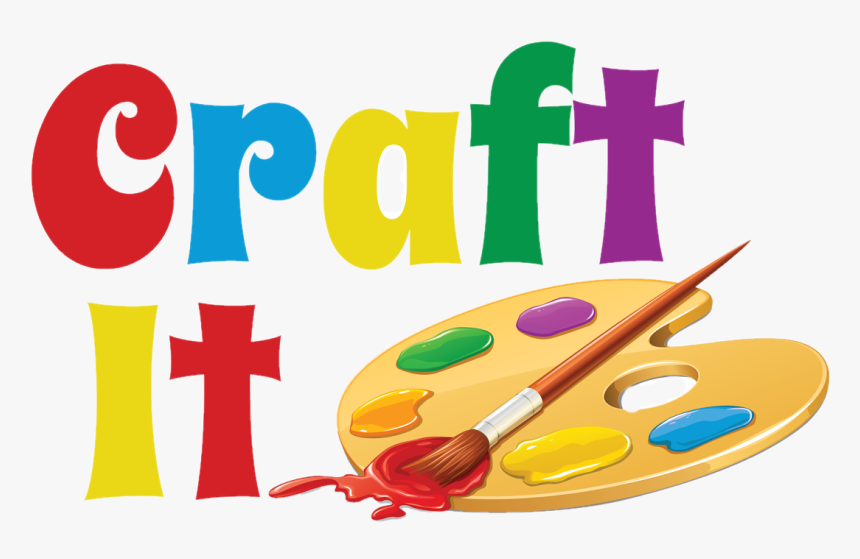 Crafts Clipart Crafty Art Craft Png Transparent Png Kindpng