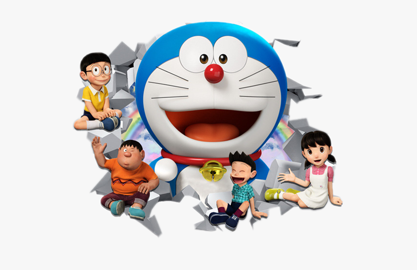 #doraemon #withfriends #happy #rainbow #freetoedit - Nobita And Shizuka Love Quotes, HD Png Download, Free Download