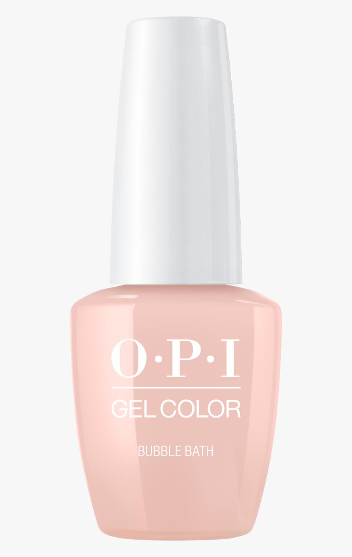 Opi Gelcolor - - Opi Gel Bare My Soul, HD Png Download, Free Download