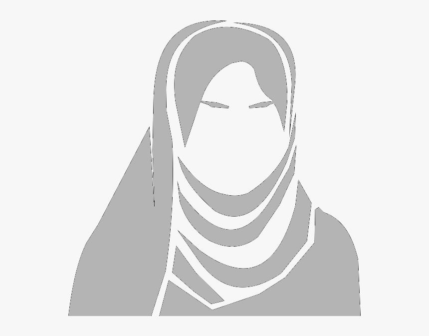 Transparent Hijab Png - Transparent Hijab Clipart, Png Download, Free Download