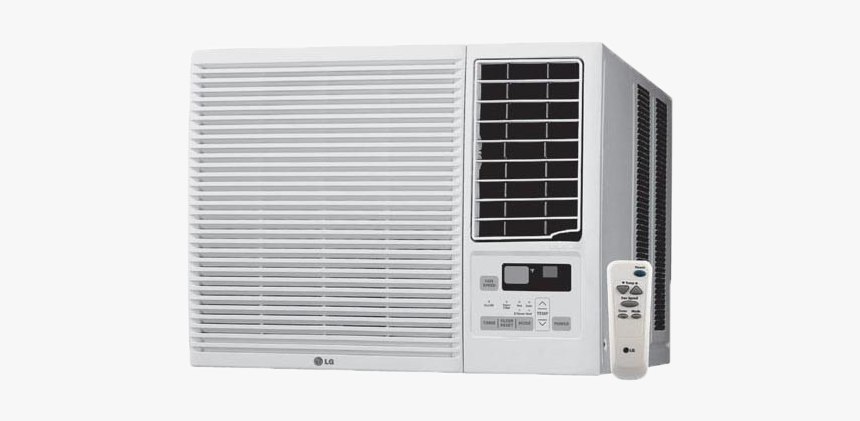 Air Conditioner Png Free Image Download - Lg Window Ac, Transparent Png, Free Download
