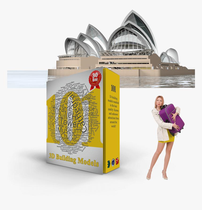Sydney Opera House Png, Transparent Png, Free Download