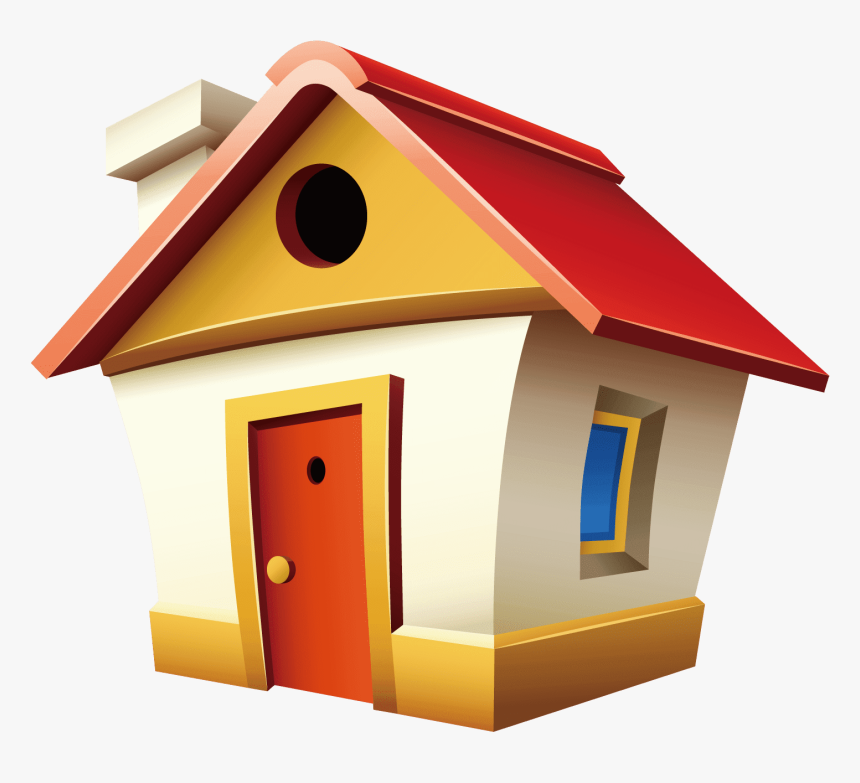 Cute House Clipart Png - House Clipart Png, Transparent Png - kindpng