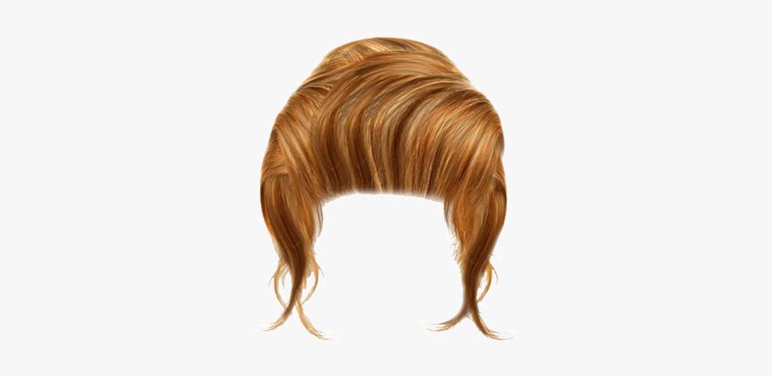 Men Hair Style Png - Hair Long Men Png, Transparent Png, Free Download